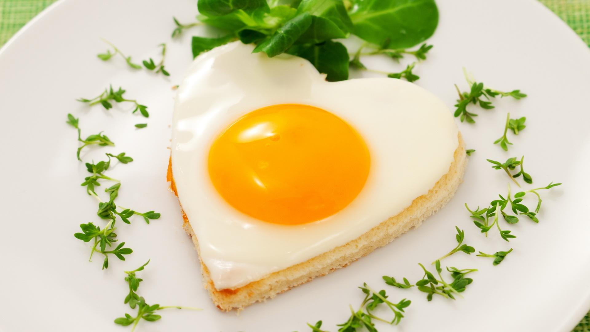 szív alakú tojás 3