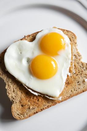 szív alakú tojás 4