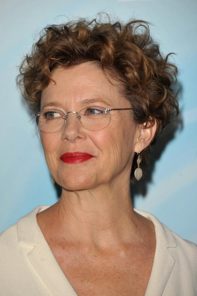 BEVERLY HILLS, CA - JUNE 16: Actress Annette Bening arrives at the 2011 Women In Film Crystal + Lucy Awards with presenting sponsor PANDORA jewelry at the Beverly Hilton Hotel on June 16, 2011 in Beverly Hills, California. (Photo by John Shearer/Getty Images For Pandora Jewelry)