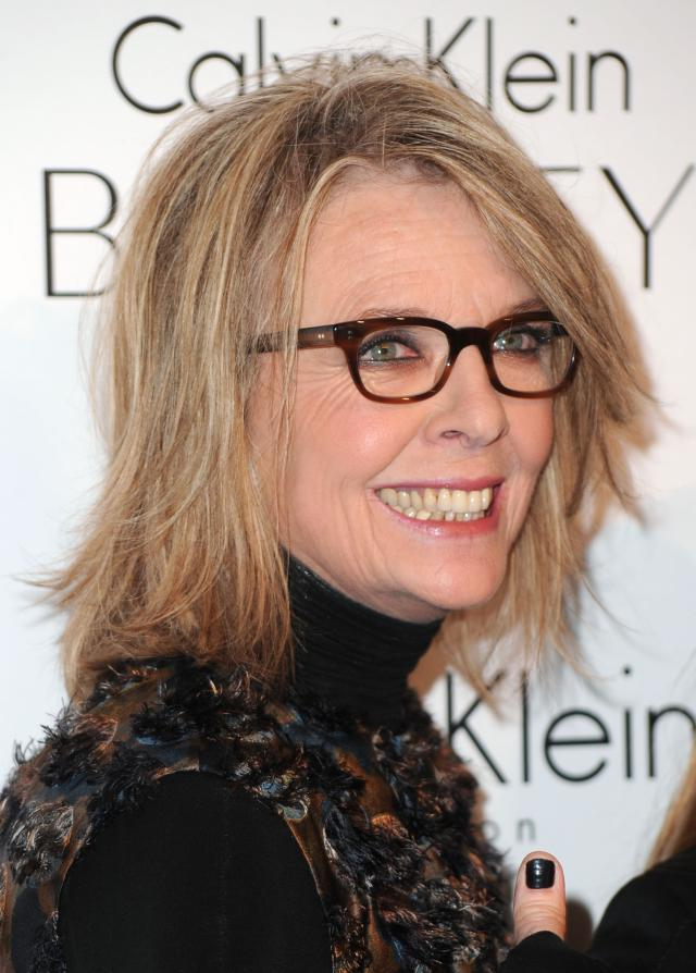 BEVERLY HILLS, CA - OCTOBER 18: Actress Diane Keaton arrives at ELLE's 17th Annual Women in Hollywood Tribute at The Four Seasons Hotel on October 18, 2010 in Beverly Hills, California. (Photo by Alberto E. Rodriguez/Getty Images)